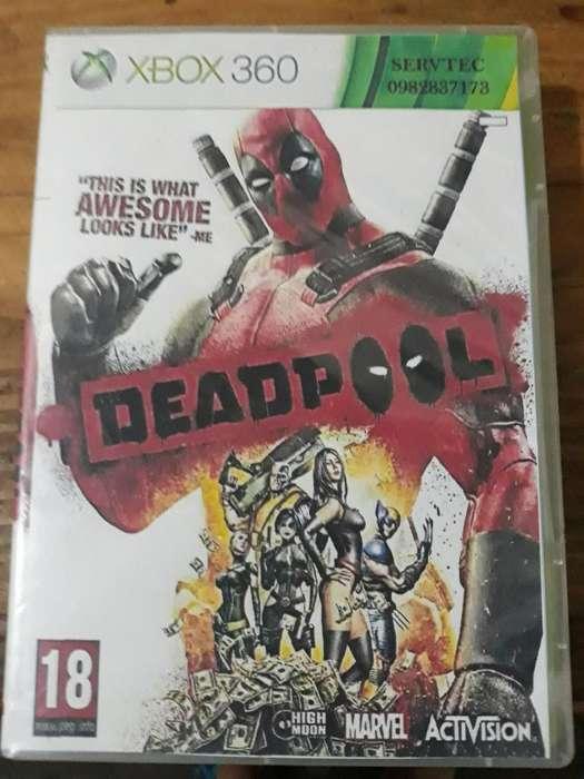 Juegos de Xbox 360 a 2 Dolares