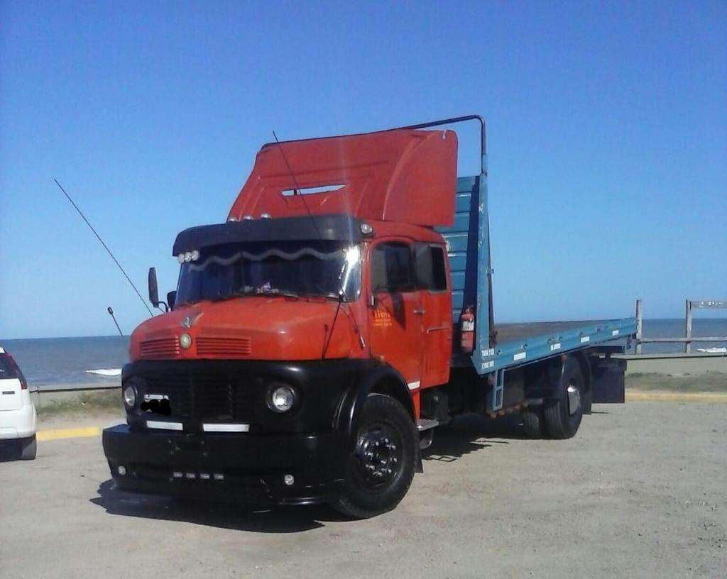 camion cargas generales