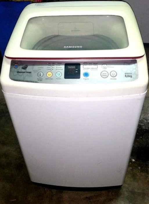 vendo mi lavadora samsung perfecto estado 199 soles