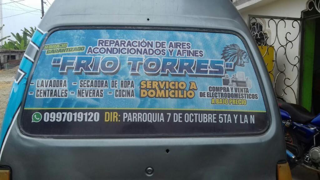 Damos Mantenimientos de Aires Y Lavadora