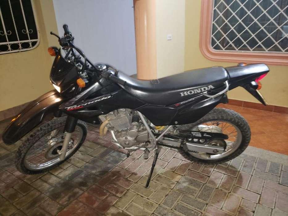 Moto <strong>honda</strong> 2013