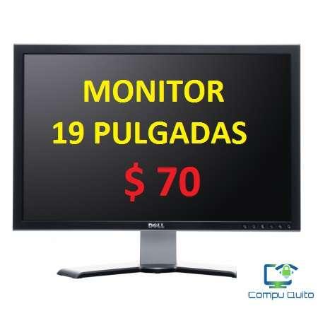 <strong>monitor</strong> De 19 pulgadas super precio, Cyber
