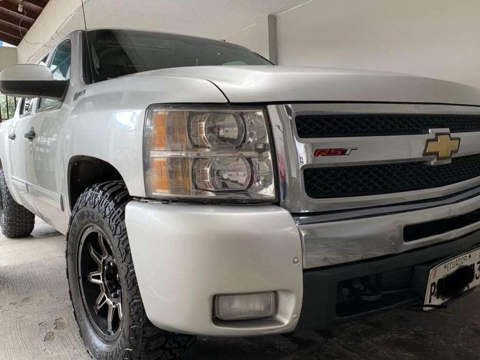 Chevrolet Silverado 2010 - 0 km