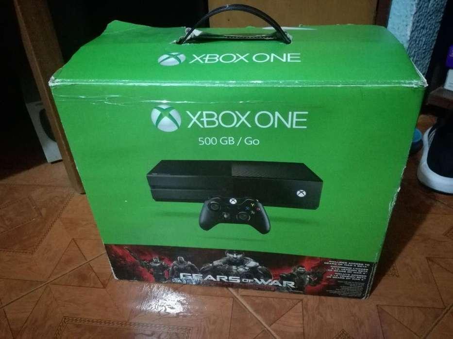 Vendo O Cambio Xbox One.