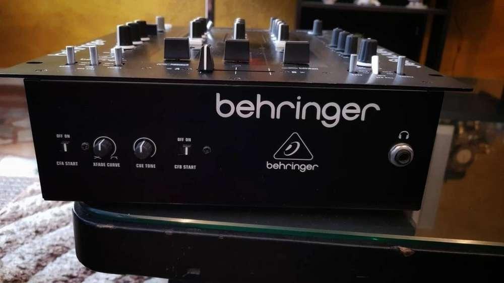 Mixer Behringer Nox 303
