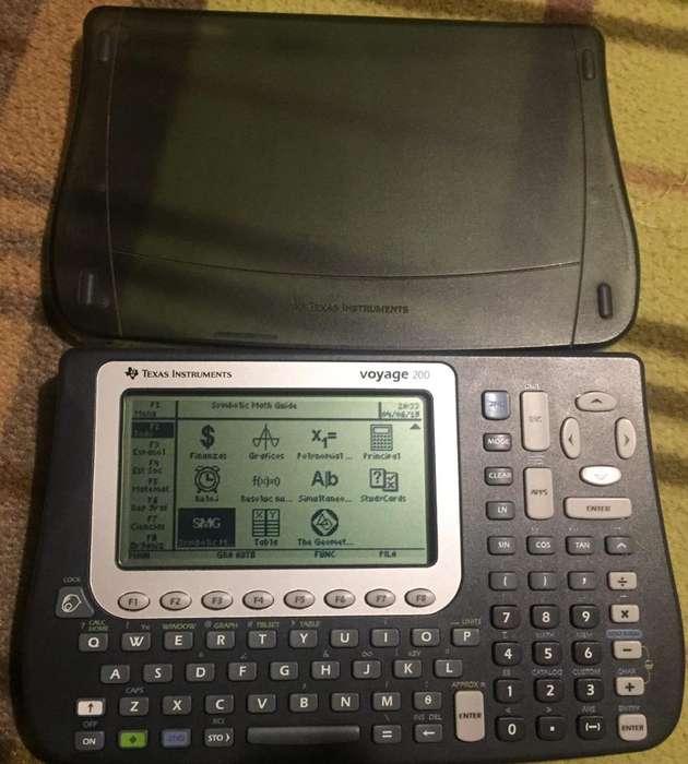<strong>calculadora</strong> Voyage 200