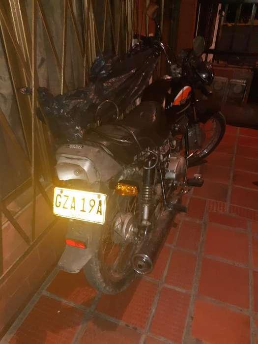 Vendo Moto Honda Eco 100 Mod 2006