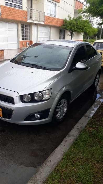 Chevrolet Sonic 2014 - 86000 km