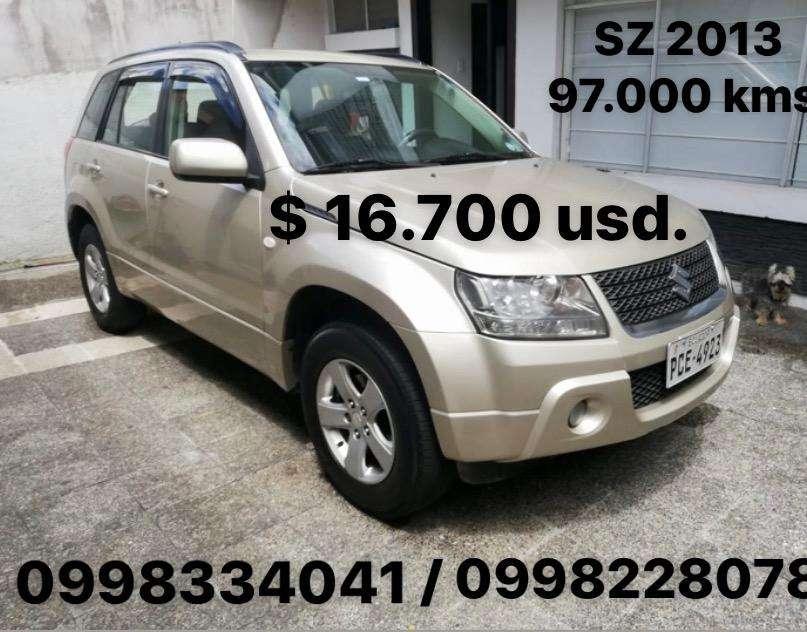 Chevrolet Grand Vitara 2013 - 97000 km