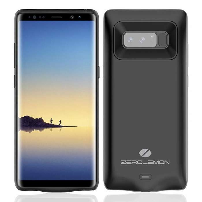 Zerolemon Power Case Bateria Cargador 5500mah Galaxy Note 8