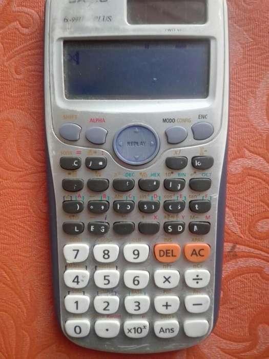 Calculadora Casio Fx 991