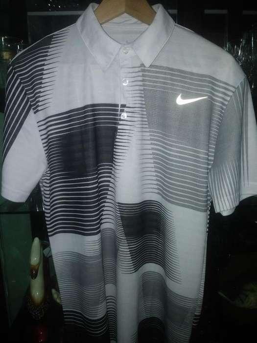 Polo Nike Talla L Original