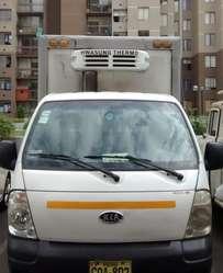 Camion Refrigerado