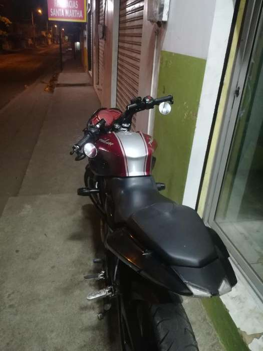 Vendo Pulsar 200ns Flamante