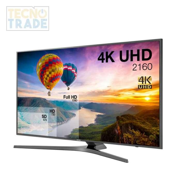 Televisor Samsung 75 UHD 4K SERIE 6 2017