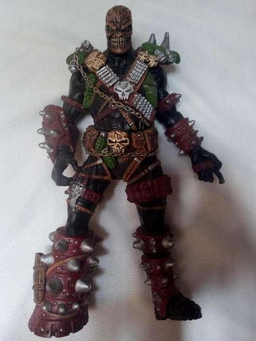 Spawn IV figura clasica de 16cm marca Mcfarlane