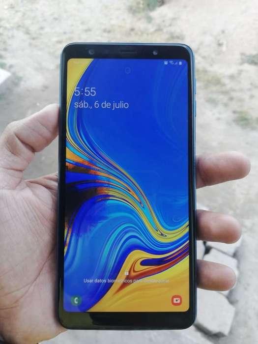 Samsung A7 2018 4 de Ram Y 64 Memoria