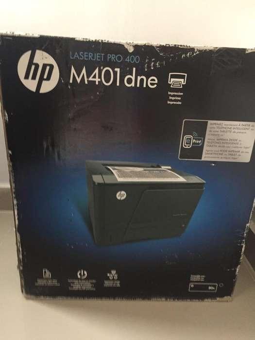 Impresora Hp Laserjet Pro 400