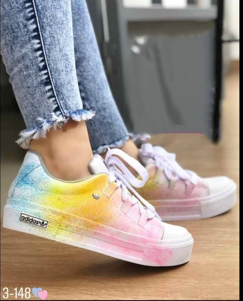 zapato de adidas