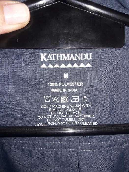 Camisa Hombre Kathmandu Nueva