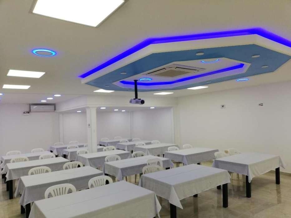 Se Alquila Sala para Capacitaciones, Recepciones y Eventos