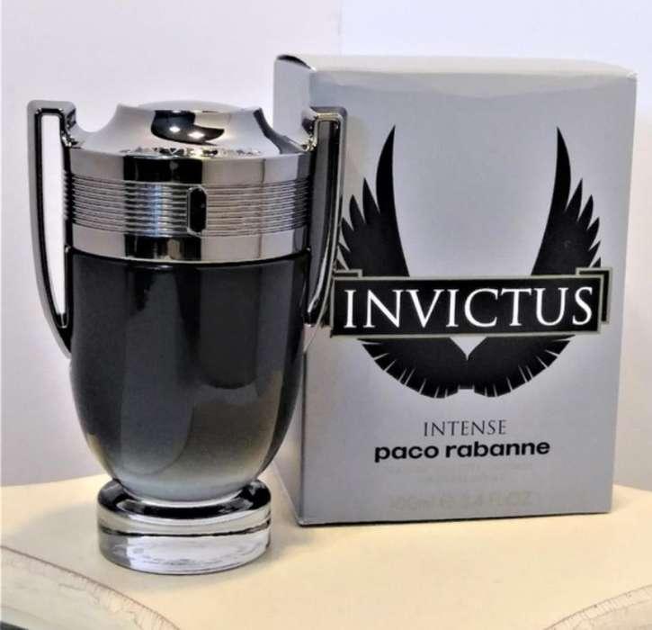 Perfume Invictus Intenso Palermo