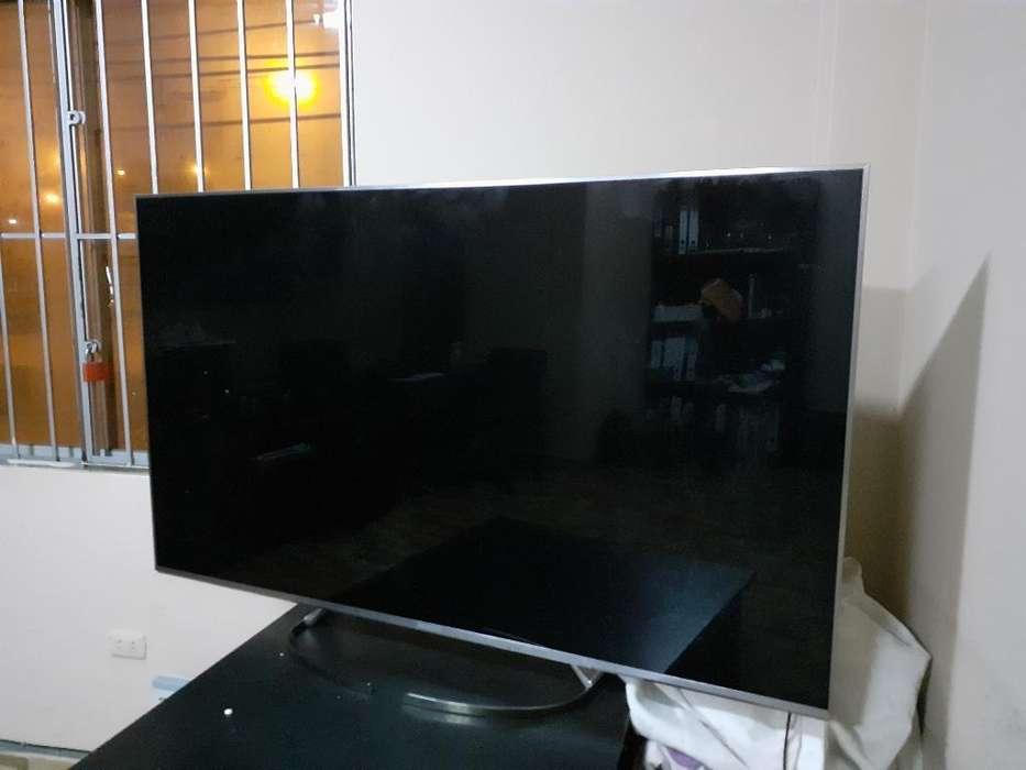 Televisor Panasonic 58'' 4k para Partes
