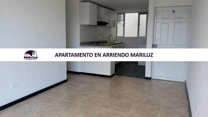 143A APARTAMENTO EN ARRIENDO MARILUZ