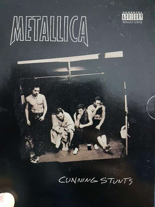 Dvd Concierto Metallica