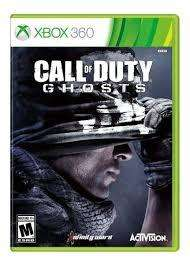 Call Of Duty Ghosts Xbox 360 Original