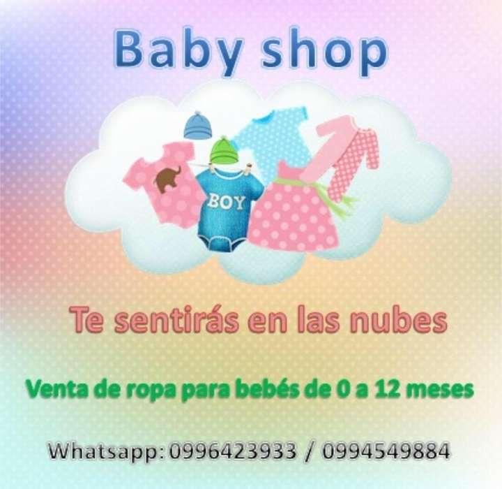 Ropa de Bebe de 0-12 Meses