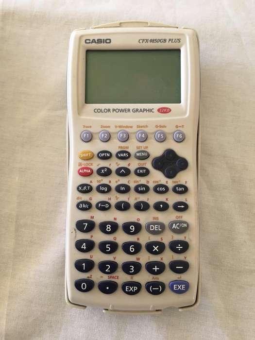 <strong>calculadora</strong> Grafica Casio