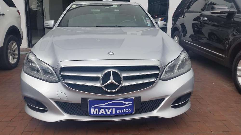 Mercedes-Benz Clase E 2014 - 53055 km