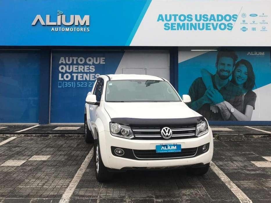 Volkswagen Amarok 2015 - 96000 km