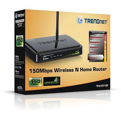Vendo Router Inalámbrico TRENDNET N150 Home