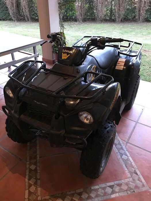 Cuatriciclo Kawasaki Brute Force 300cc
