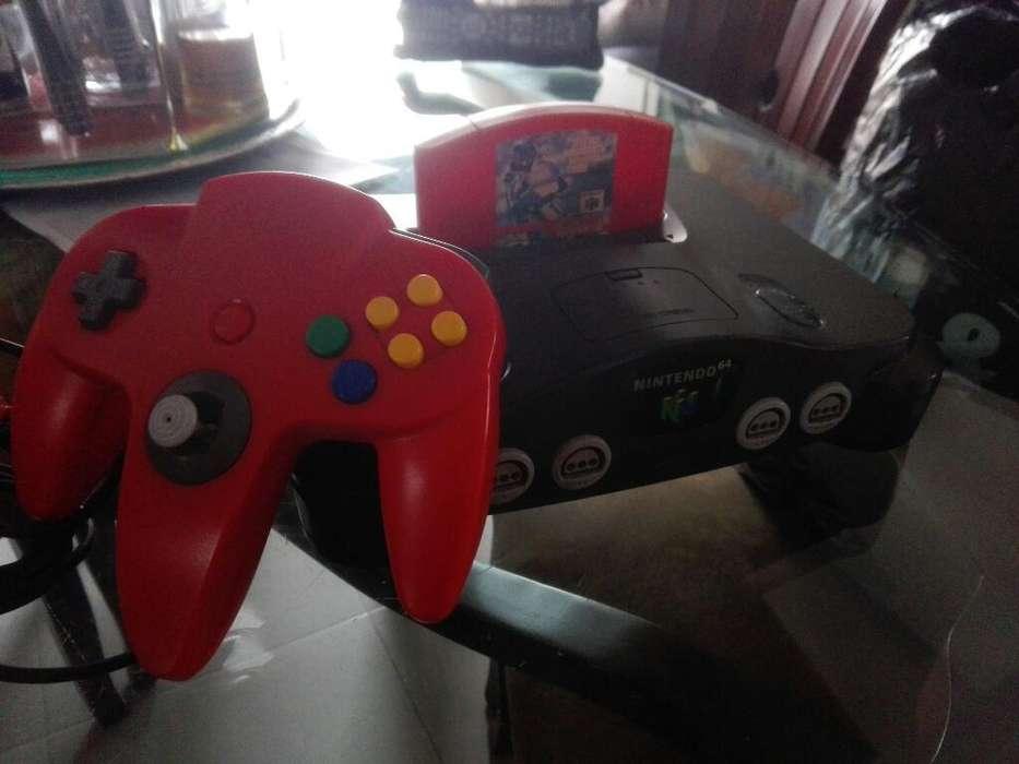 Nintendo 64 Vendo O Cambio