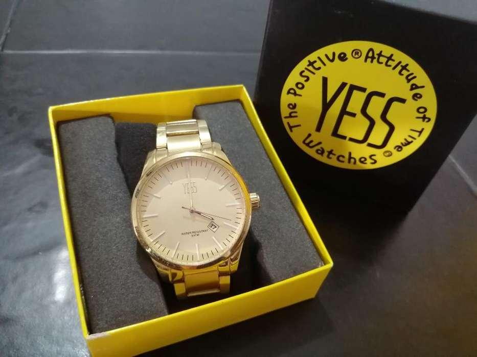 Relojes Originales, Yess Y Casio