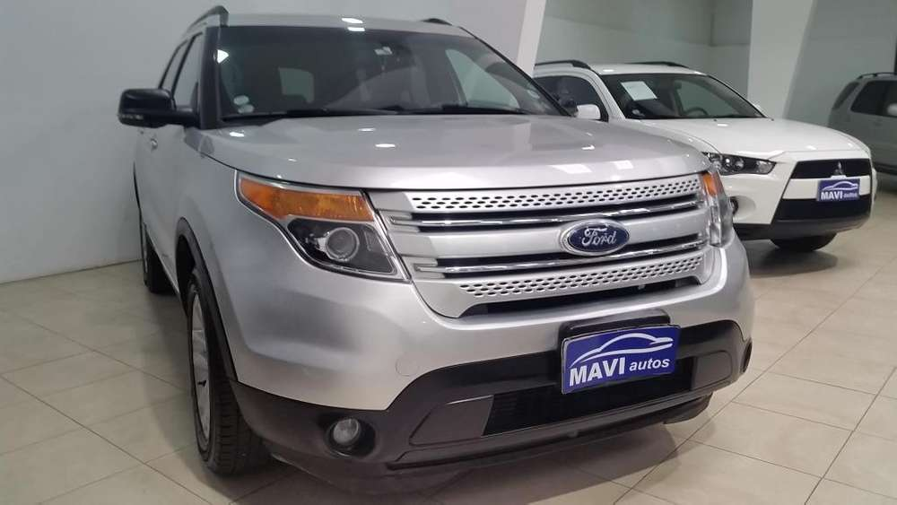 Ford Explorer 2012 - 121620 km