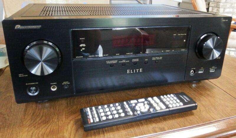 amplificador pioneer de 7.1 canales internet usb hdmi