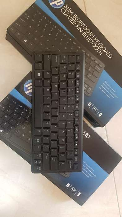 Teclado Bluetooth Hp para Samsung Tablet