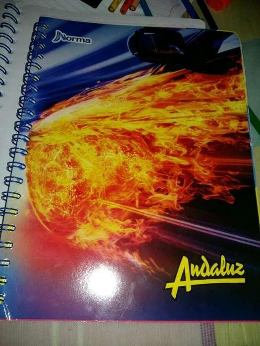 Vendo Cuaderno