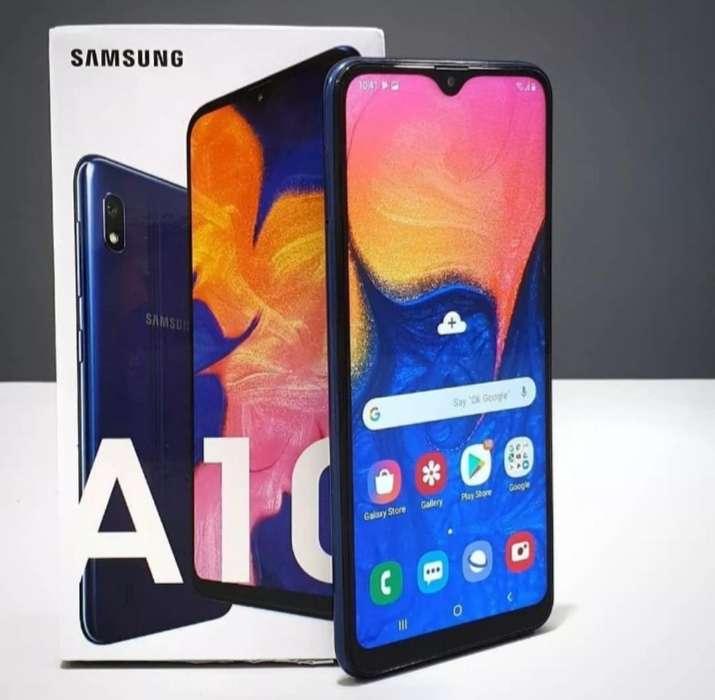 Vendo Samsung Galaxy A10 Disponible
