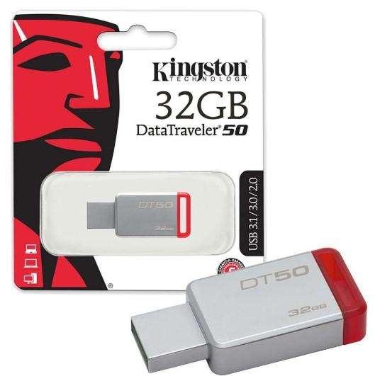 Memoria USB 32GB KINSGTON ORIGINAL