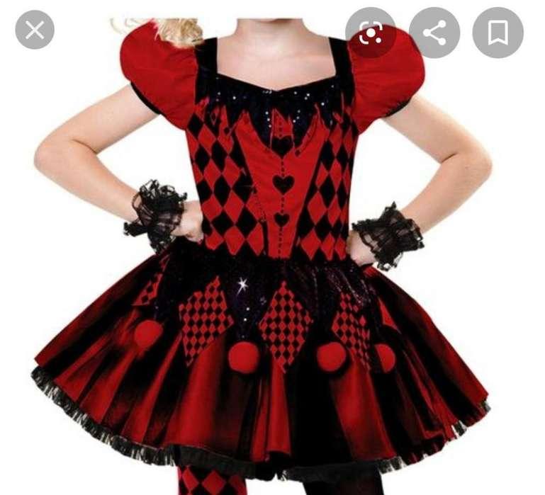 Vendo Disfraz Harley Queen