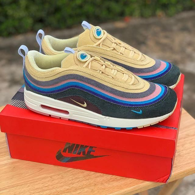 Nike Air Max 197 Sean Wotherspoon Lima