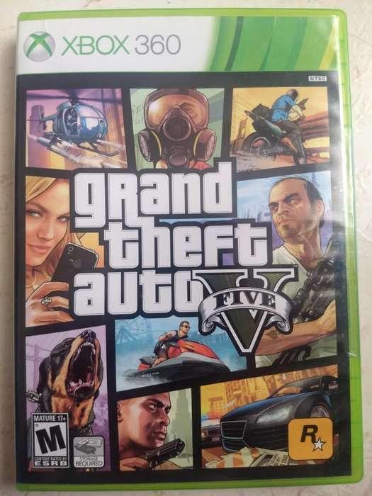 Gta V Original para Xbox 360