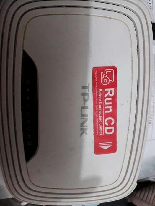 Router <strong>modem</strong> Tp Link de 5 Puertos