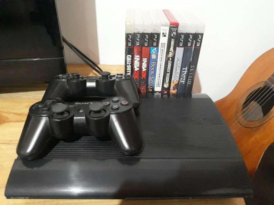VENDO PS3 500 GB