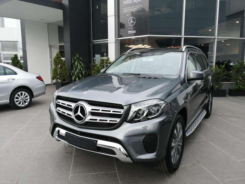 Mercedes-Benz Clase GLS 2019 - 0 km